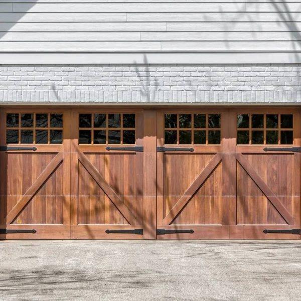 Garage Door Out-of-Track Doors Repair
