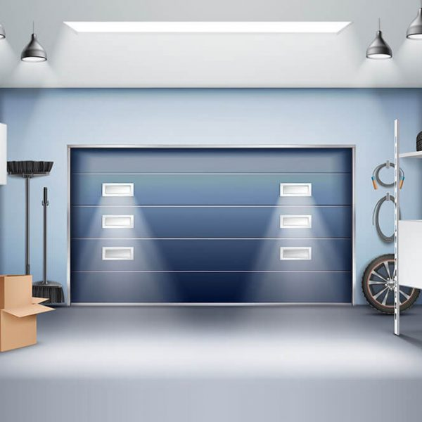 keep your garage organized with these tips